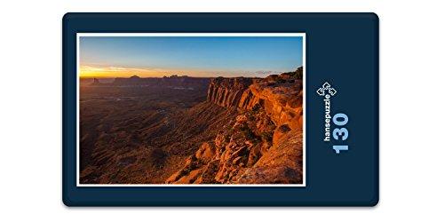 Preisvergleich Produktbild hansepuzzle 19630 Natur - Nationalpark in Utah, 130 Teile in hochwertiger Kartonbox, Puzzle-Teile in wiederverschliessbarem Beutel