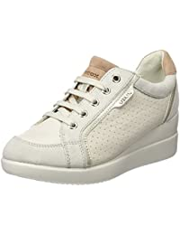 Geox D Stardust a, Zapatillas para Mujer