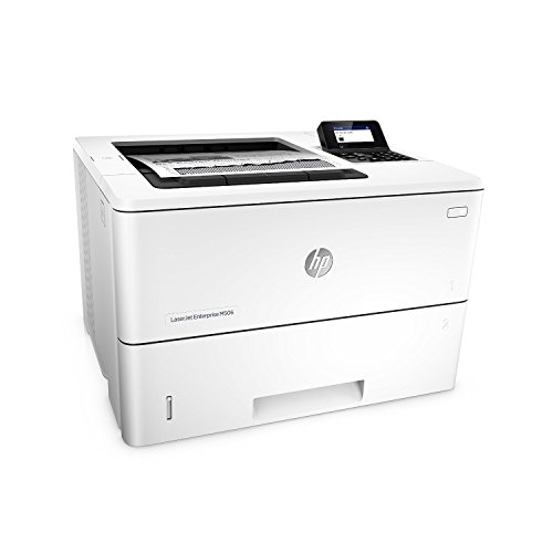 Cheap HP M506dn LaserJet Enterprise Mono Printer – White + Extra Set Of Original HP Toner (Black 9000 Pages) Discount