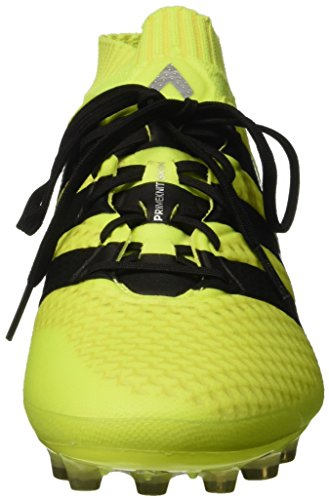 adidas Herren Ace 16.1 Primeknit S80580 Fußball-Trainingsschuhe Gelb (solar Yellow/core Black/silver Metallic)