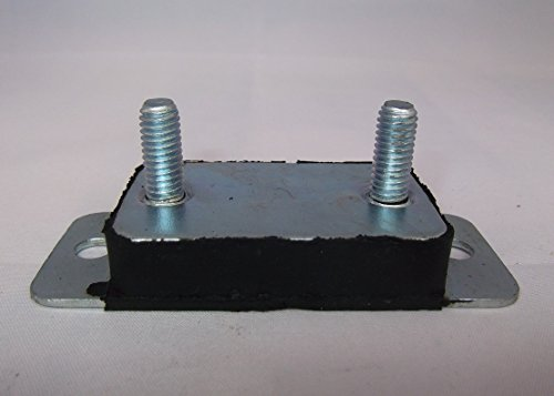 Auspuffgummi/Auspuffhalter für T3 1.6 D/TD, 1.7 D, 1.9 Syncro, Bj. 81-92