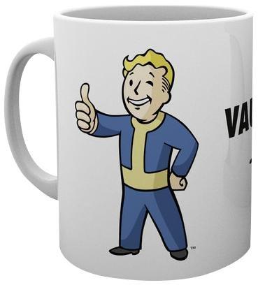Gb Eye Fallout 4 Tazza, Ceramica, Multicolore, 12 x 12 x 9 cm