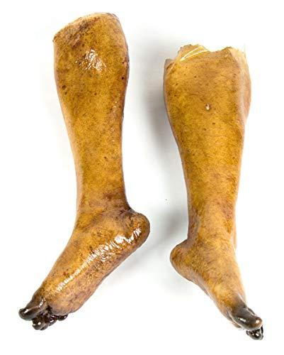 Horror-Shop Descompuesto piernas autopsia 1 par