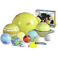 Learning Resources Giant Inflatable Solar System - Recurso educativo (verión en inglés)