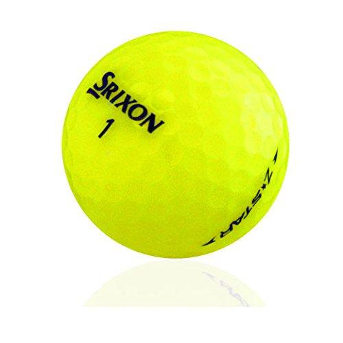 Srixon Z Star Yellow Mix AAAAA Golfbälle