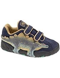 Dinosoles Jungen Sandalen, Blau - blau - Größe: 13 Child UK