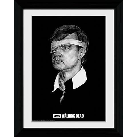 GB Eye, Poster incorniciato, 16 x 12 cm, motivo: