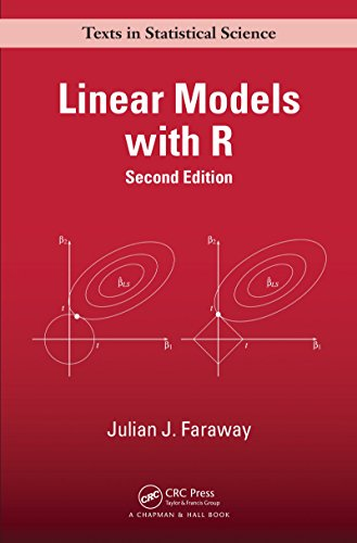 Linear Models with R (Chapman & Hall/CRC Texts in Statistical Science) (English Edition)