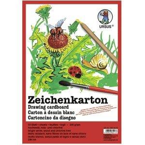 Ludwig Bähr Zeichenkarton 200g/qm A3 VE=250 Bogen