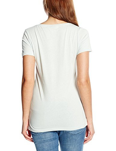 Broadway Fashion Damen T-Shirt T-Shirt Betty 6388 DESS2 offwhite (01B)