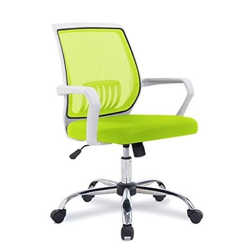 FAMILI DA Bürostuhl,Executive Mesh Lehrstuhl Für Computer Im Büro Schreibtisch Stuhl Ergonomische Drehstuhl Computer Stuhl (Farbe: A3)-A3 -