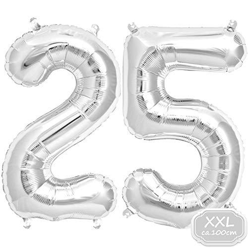 Silber- XXL 40