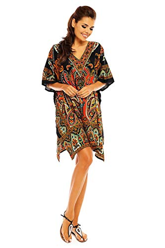 Looking Glam Ladies Trobal Kimono Kaftan for sale  Delivered anywhere in UK