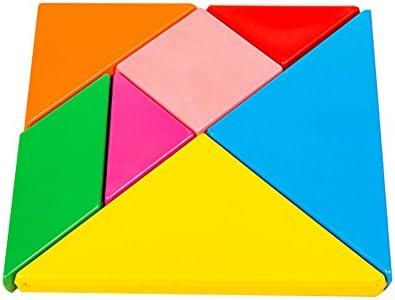Newin Star Tangram Crayon Brain Teaser Puzzle Éducatifs s DéveloppeHommes t  s Éducatifs Jouet en Bois d'apprentissage Jouets d1df30