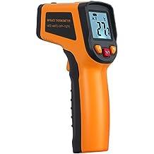 Kamtop Termómetro Infrarrojo Digital Sin Contacto con Baterías -58 ° F ~ 752 ° F