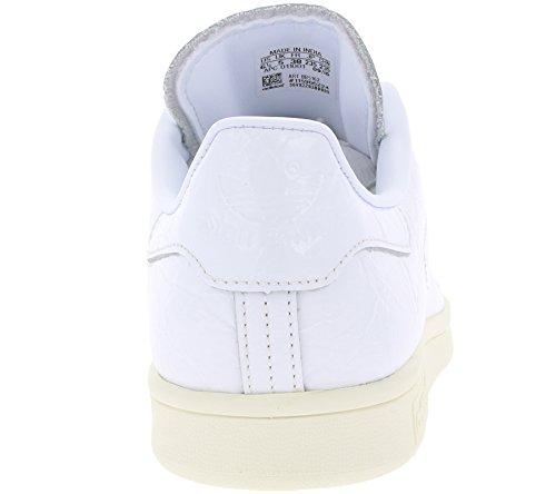 Adidas Originals Womens Stan Smith Womens White Sneakers footwear white-footwear white-off white (BB5162)