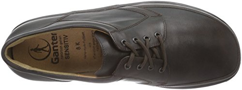 Ganter Sensitiv Kurt, Weite K, Derby Homme Marron - Braun (espresso 2000)