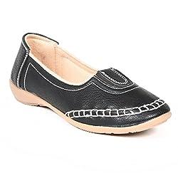 TEN Black Denim Loafers/Moccasins