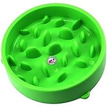 Scrox 1X Feeding Bowl Slow Comida para perros y gatos Alimentación lenta para mascotas Gato
