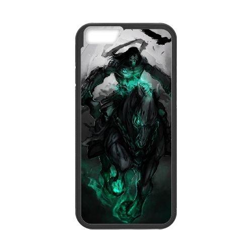 Darksiders coque iPhone 6 Plus 5.5 Inch Housse téléphone Noir de couverture de cas coque EBDXJKNBO15079