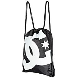 DC Shoes Simpski - Mochila, color negro