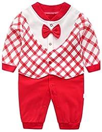 Recién Nacido Pelele Bebé Niño Pijama de Algodón Mameluco ...