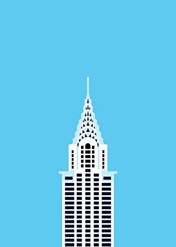 my-world-tarjeta-de-felicitacion-de-edificio-chrysler