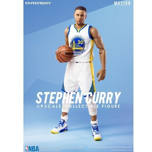 0fd3b45375d3c NBA Collection Figura Motion Masterpiece 1 9 Stephen Curry 23 cm