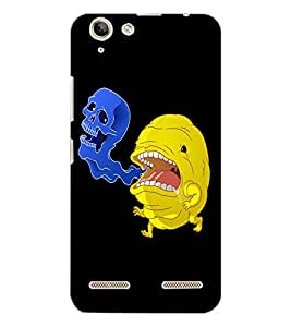 LENOVO K5 PLUS CARTOONS Back Cover by PRINTSWAG