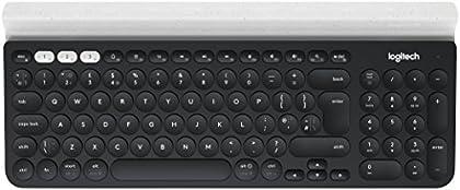 Logitech K780 - Teclado multidispositivo inalám...