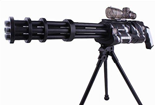 Brigamo 502 - Elektrische Minigun Gatling Gun Abbildung 2