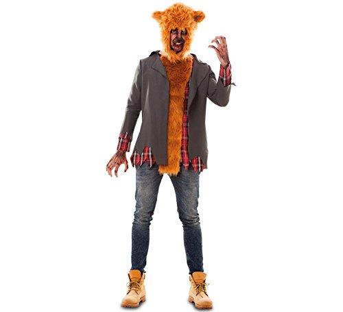 fyasa 706563-t04Werwolf Kostüm, groß