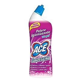 Ace Wc Gel con Candeggina – 700 ml