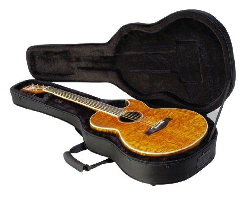 SKB 1SKB-SC30 Etui souple pour Guitare classique/électro-acoustique Thin-line Noir