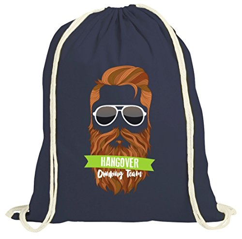 Giorno Di San Patrizio Patricks Day Nature Zaino Turn-bag Hangover Drinking Team Dark Blue Nature