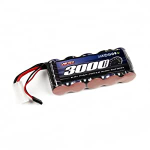 Venom 6v 3000mAh 5-Cell Large Scale Receiver NiMH Battery