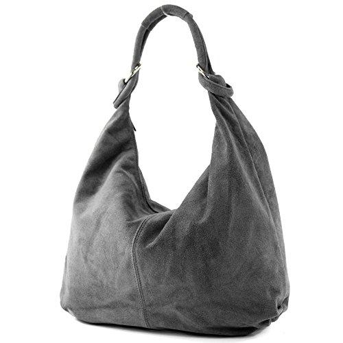 ital-ledertasche-damentasche-handtasche-tasche-hobo-bag-schultertasche-wildleder-t48-prazise-farbedu