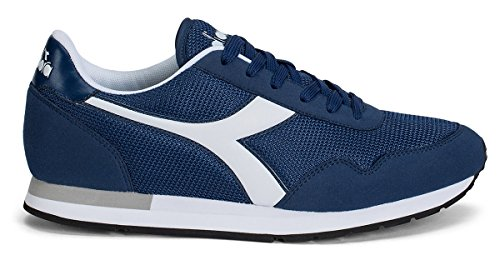Diadora Unisex-Erwachsene Breeze Sneaker Low Hals 60024 BLU