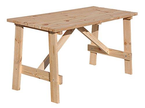 Holztisch 'Rustika'