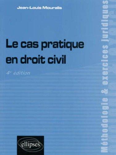 Cas pratique en droit civil
