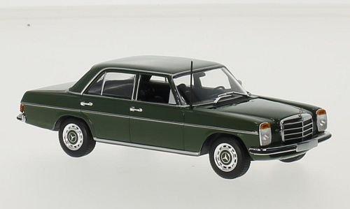 Mercedes 200D (W114/115), dunkelgrün, 1973, Modellauto, gebraucht kaufen  Wird an jeden Ort in Deutschland