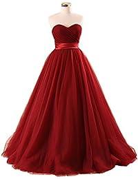 Robe de marié couleur rouge en vente