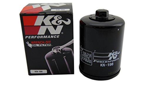 Preisvergleich Produktbild K&N Ölfilter schwarz KN-198 für Polaris Victory