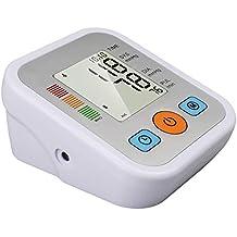 AYQ Tensiometro Brazo Medical, TensióMetro Digital de Brazo, EsfigmomanóMetro MéDico MedicióN AutomáTica de La