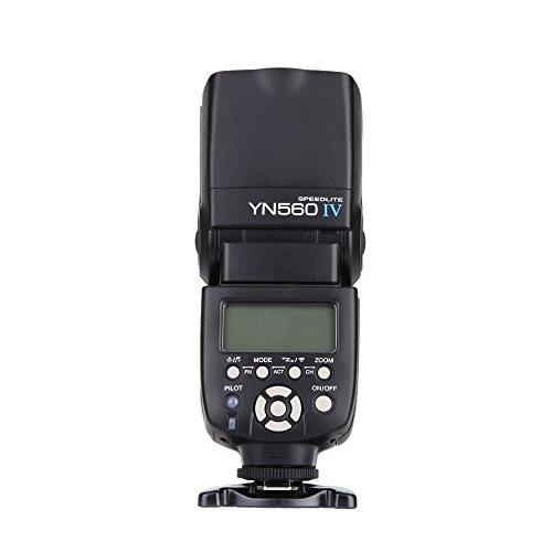 Yongnuo YN-560 IV flash Speedlite pour Canon Nikon Pentax Olympus DSLR