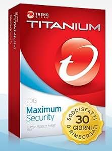 TITANIUM MAXSEC 2013 12MESI 3USERS
