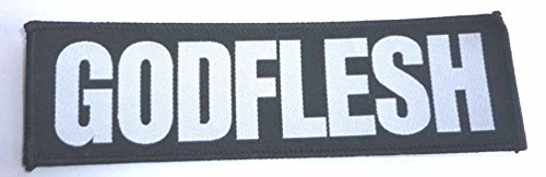 Preisvergleich Produktbild Godflesh - Logo Woven Aufnaeher