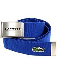 LACOSTE Gift Box Woven Strap W110 Steamer
