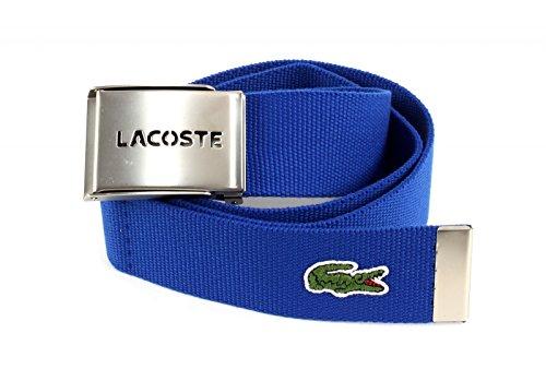 Lacoste Gift Box Woven Strap W85 Steamer