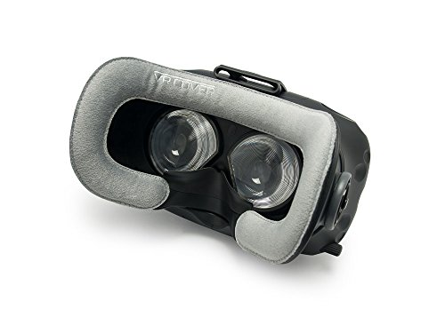HTC Vive Ersatzpolster aus 10 mm dickem Memoryschaum mit Velours